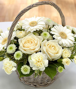 Memories Flower Basket