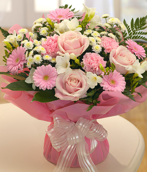 Sweetness light florist choice pink aquapack flower delivery sweetness light mightylinksfo