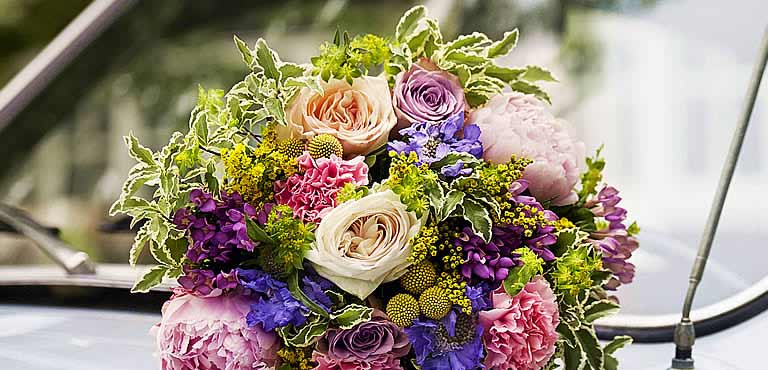 Mother's Day Flowers By Post